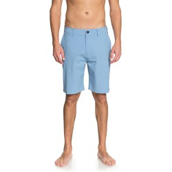 "Image from Quiksilver Union Heather 20"" Amphibian Hybrid Shorts (Men's)"