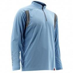 Image from Huk Trophy 1/4 Zip +30 UPF Long-Sleeve Sunshirt (Men's)