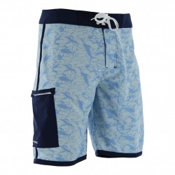"Image from Huk KC Scott Kaos 21"" UPF 30+ Boardshort (Men's)"