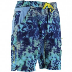 "Image from Huk Next Level Kryptek 21"" UPF30 Boardshorts (Men's)"