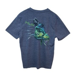 Image from Huk KC Scott Bailin Hoo Graphic Performance T-Shirt (Men's)