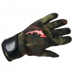 Image from HAMMERHEAD TUFF GRAB 2MM AMARRA GLOVE CAMO