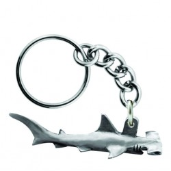 Image from Sparta Pewter Hammerhead Key Chain