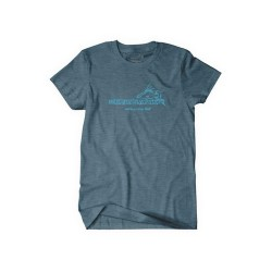 Image from Headhunter Sketchy T-Shirt (Men's) - Blue
