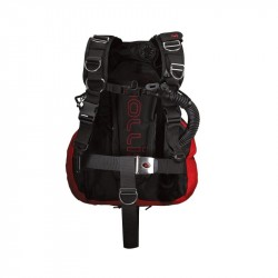 Image from Hollis SMS 75 Low-Profile Sidemount BCD