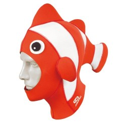Image from HammerHead Clownfish Costume Dive Hood