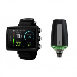 Image from Suunto Eon Core Wrist Computer with Tank Pod Transmitter