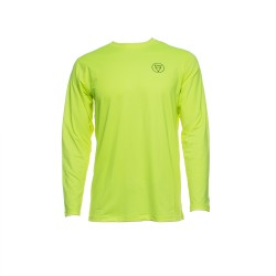 Image from EVO Hybrid Pro UPF 50+ Long-Sleeve Rashguard (Men's)