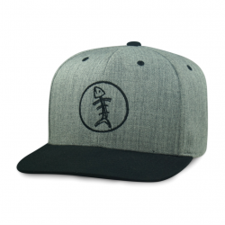 Image from Speared Premium Icon Hat - Heather/Black