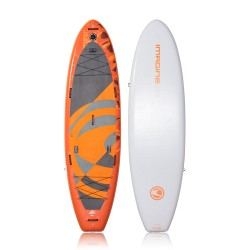 Image from Imagine Angler 11 DLX Inflatable Stand Up Paddle Board