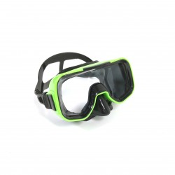 Image from H2Odyssey Capri MS6 Mask (Kid's) - Black/Green