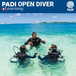 Image from PADI Open Water eLearning® Online Certification Pak - Classroom Portion