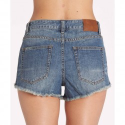 Image from Billabong Women's Highway Cutoff Denim Shorts