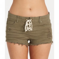 Image from Billabong Lite Hearted Denim Shorts (Women's)