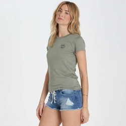Image from Billabong Restless Heart Tee (Women's)