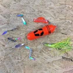 Image from JBL Super Fly 50ft Spearfishing Flasher System