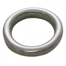 Image from JBL Pro Wishbone Nickel-Plated Brass Securing Ring