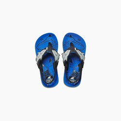 Image from Reef Ahi Shark Sandals (Kids)