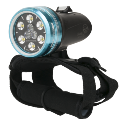 Image from Light and Motion SOLA 800 Dive Light S/F