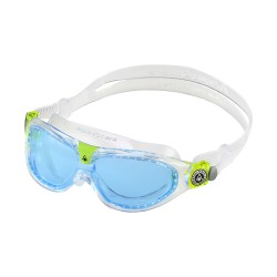 Image from Aqua Sphere Seal Kid 2 Swim Mask Clear Lime