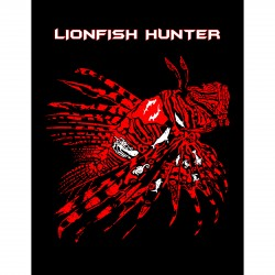 Image from Hammerhead Tribal Lionfish T Shirt