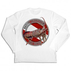 Image from Native Outfitters Lobster Pro DRiQ +50 UPF Long-Sleeved Rashguard (Men's)