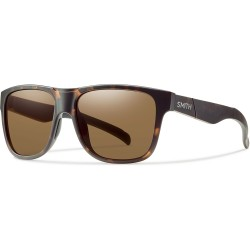Image from Smith Lowdown Xl Sunglasses - Matte Tortoise