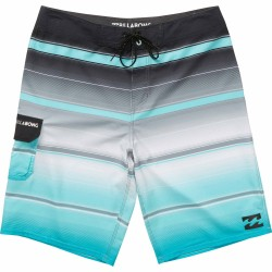 Image from Billabong All Day X Stripe Boardshorts (Men's)