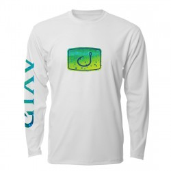 Image from AVID Mahi Fish Fill AVIDry Long Sleeve Performance Shirt