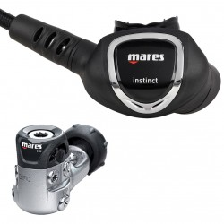 Image from Mares Instinct 15X Side-Exhaust Balanced-Diaphragm Regulator