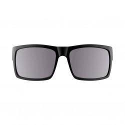 Image from Pelagic Shark Bite Sunglasses - Matte Black Frames with Silver Lenses