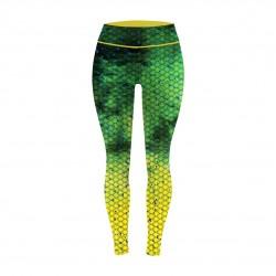 Image from Pelagic Maui +50 UPF Swim Leggings (Women's)
