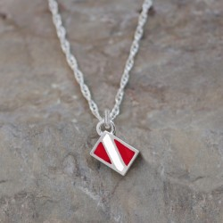 Image from BIG BLUE DIVE FLAG PENDANT