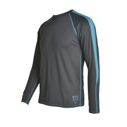 Image from EVO Super-Stretch Loose-Fit Long-Sleeve Rashguard (Men's)