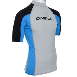 Image from O'Neill Skins Short-Sleeve Crew Rashguard (Men's)