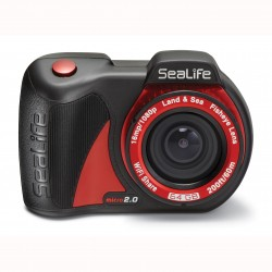 Image from SeaLife Micro 2.0 WiFi 64GB Underwater Camera front