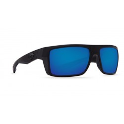 Image from Costa Sunglasses - MOTU Blue Mirror 580 Glass Lens with Blackout Frame