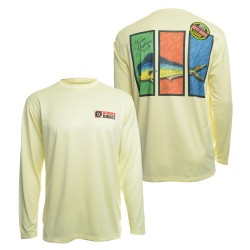 Image from Native Outfitters Mahi Tri Long Sleeved Sunshirt