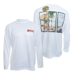 Image from Native Outfitters Signs Tri-Panel +50 UPF Long-Sleeved Sunshirt (Men's)
