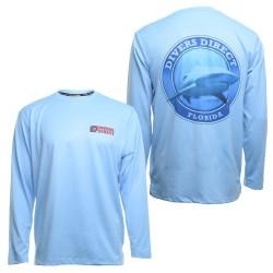 Image from Native Outfitters Bull Shark Pro SPF 50+ Sunshirt (Men's)
