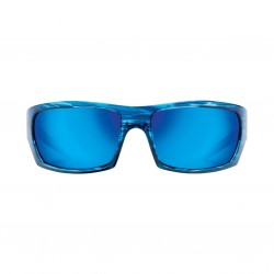 Image from Pelagic The Mack Sunglasses - Ocean Frames with Ocean Mirror Lens