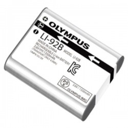 Image from Olympus Li-92B Rechargeable Battery