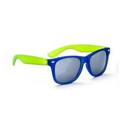 Image from One Boogie Kids Sunglasses - Blue and Green