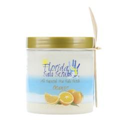 Image from Florida Salt Scrubs Orange 24oz Jar