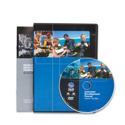 Image from PADI Instructor Development Course Lesson Guide DVD