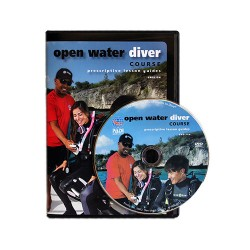Image from PADI Open Water Lesson Guide DVDs