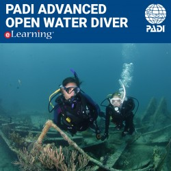 Image from PADI Advanced Open Water Diver eLearning® Online Certification Pak - Classroom Portion