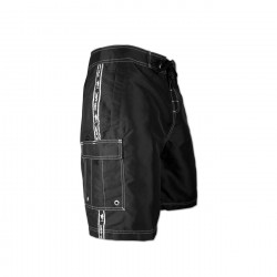 Image from Pelagic Blackfin Board Shorts - Side