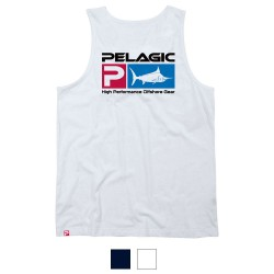 Image from Pelagic Deluxe Logo Tank II