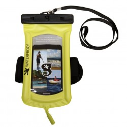 Image from Gecko Floating Waterproof Phone Dry Bag with Armband and Audio Cord